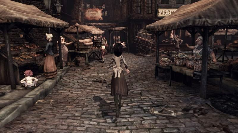 alice madness returns londres