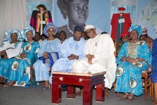 Hannah Idowu Dideolu Awolowo laid to rest in Ikenne
