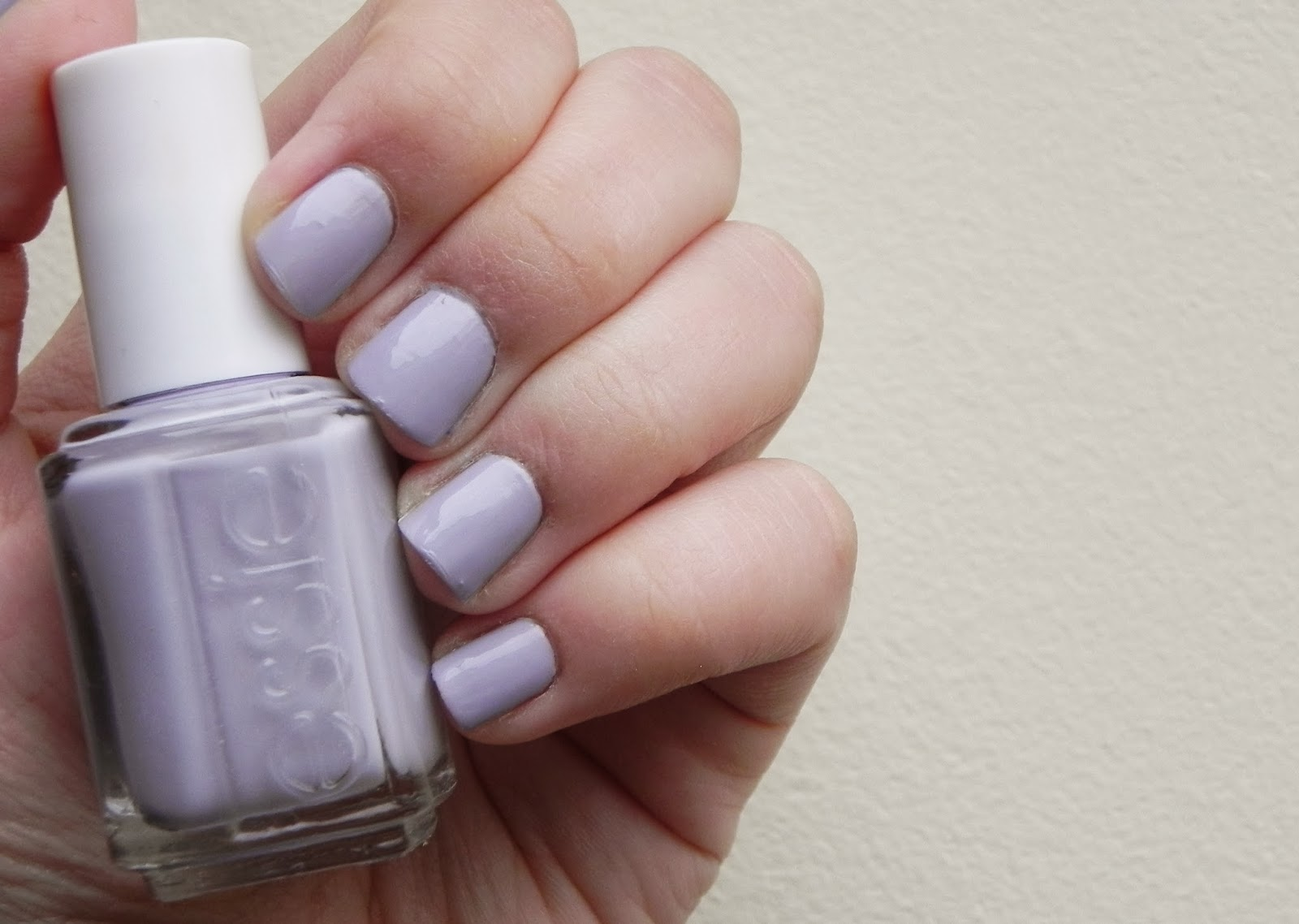 essie st lucia lilac review swatch