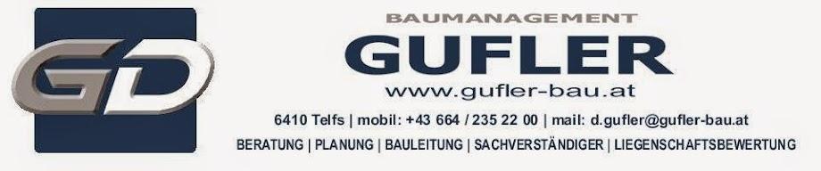 Gufler Baumanagement Planungsbüro Bausachverständiger