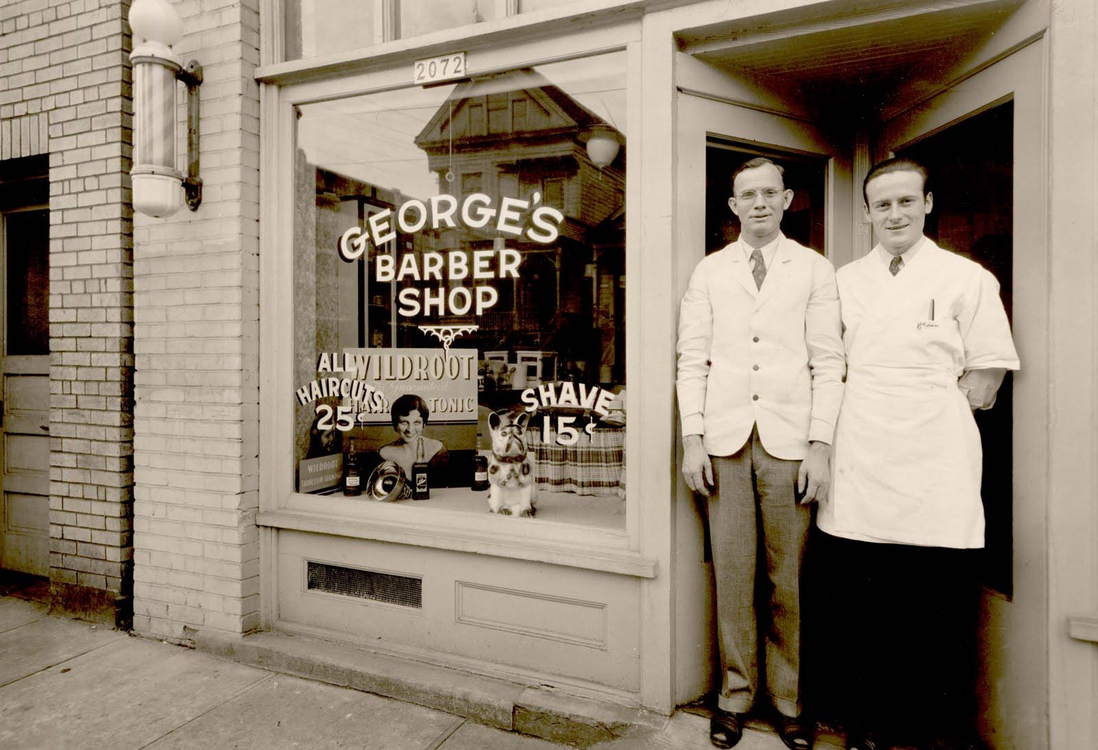Barber Time : Barbershop time