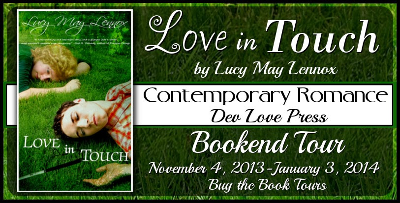 LOVE in TOUCH Bookend Tour & Giveaway
