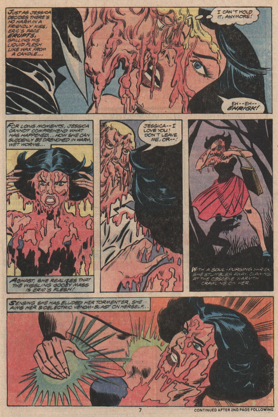 Spider-Woman (1978) Issue #18 #18 - English 6