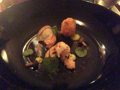 Stitch and Bear - Bijou Bistro - Langoustine