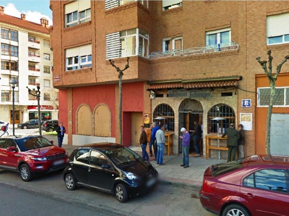 Urbina Vinos Blog: Mes�n Jabugo - Mejores Restaurantes de Logro�o