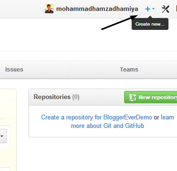 How to set up a GitHub account for your blog projects?