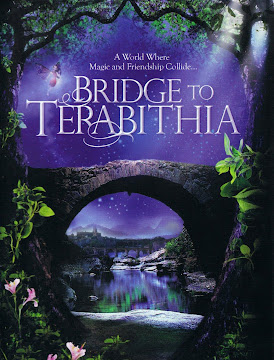 Poster Of Bridge to Terabithia (2007) In Hindi English Dual Audio 300MB Compressed Small Size Pc Movie Free Download Only At worldfree4u.com
