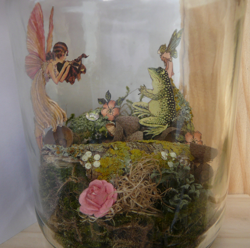 Workshop For Miracles Capture Fairy In A Jar Tutorial