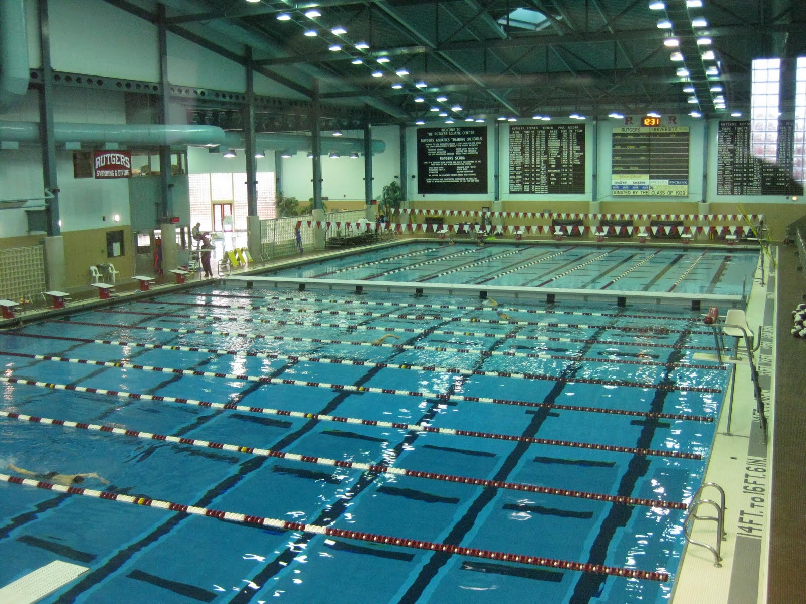 Texas Swimming How Would You Feel