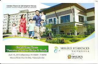 Moldex Residences Valenzuela Grand Open House