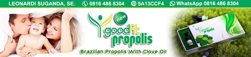 Propollis Untuk Bayi, PROPOLIS Brazilian, Propolis GOODFIT, Obat Batuk Pilek Untuk Bayi