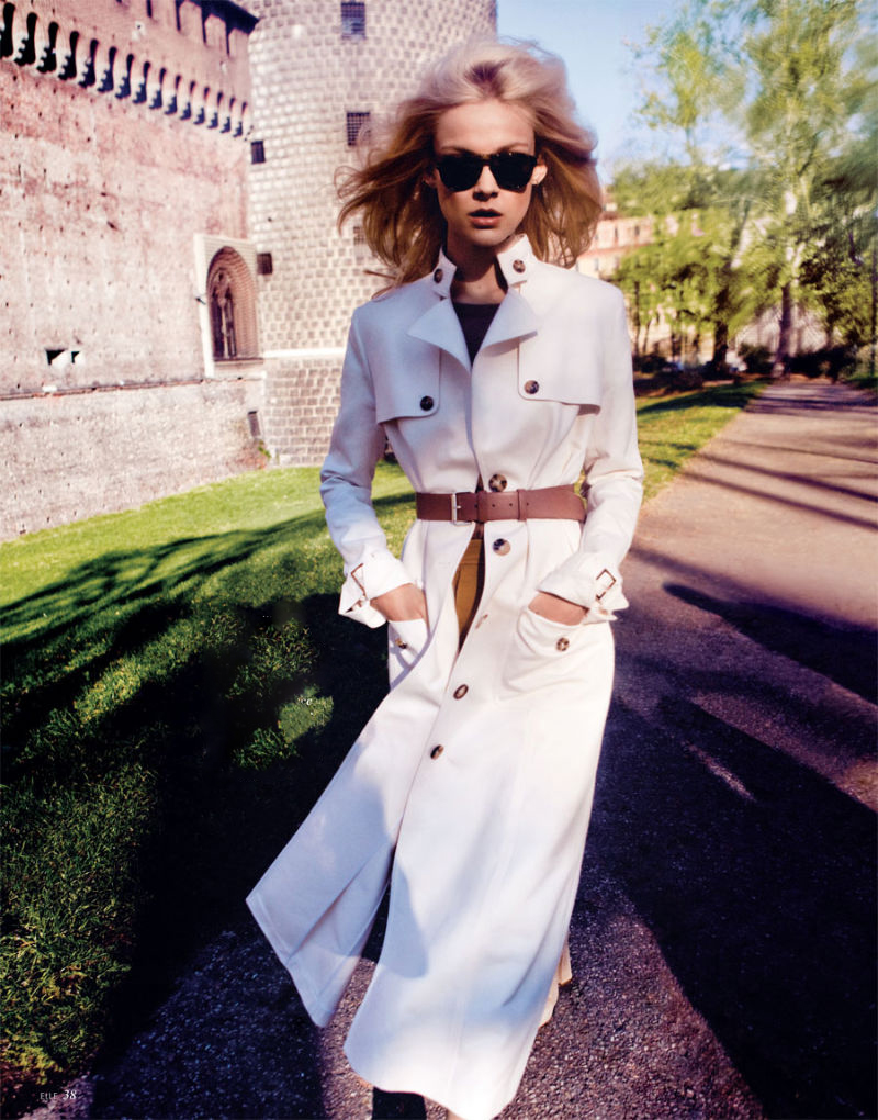Elle Ukraine April 2011 via www.fashionedbylove.co.uk