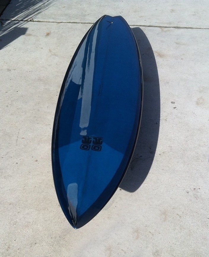 Future Is Now 2012 Bonzer5 Fin Shortboard Surfy Surfy