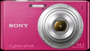Sony Cyber-shot DSC-W610 Camera User's Manual
