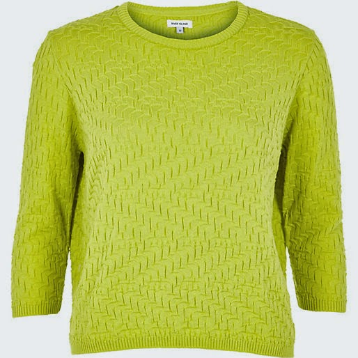 lime jumper