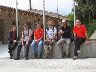 L'equip de l'excursionisme científic