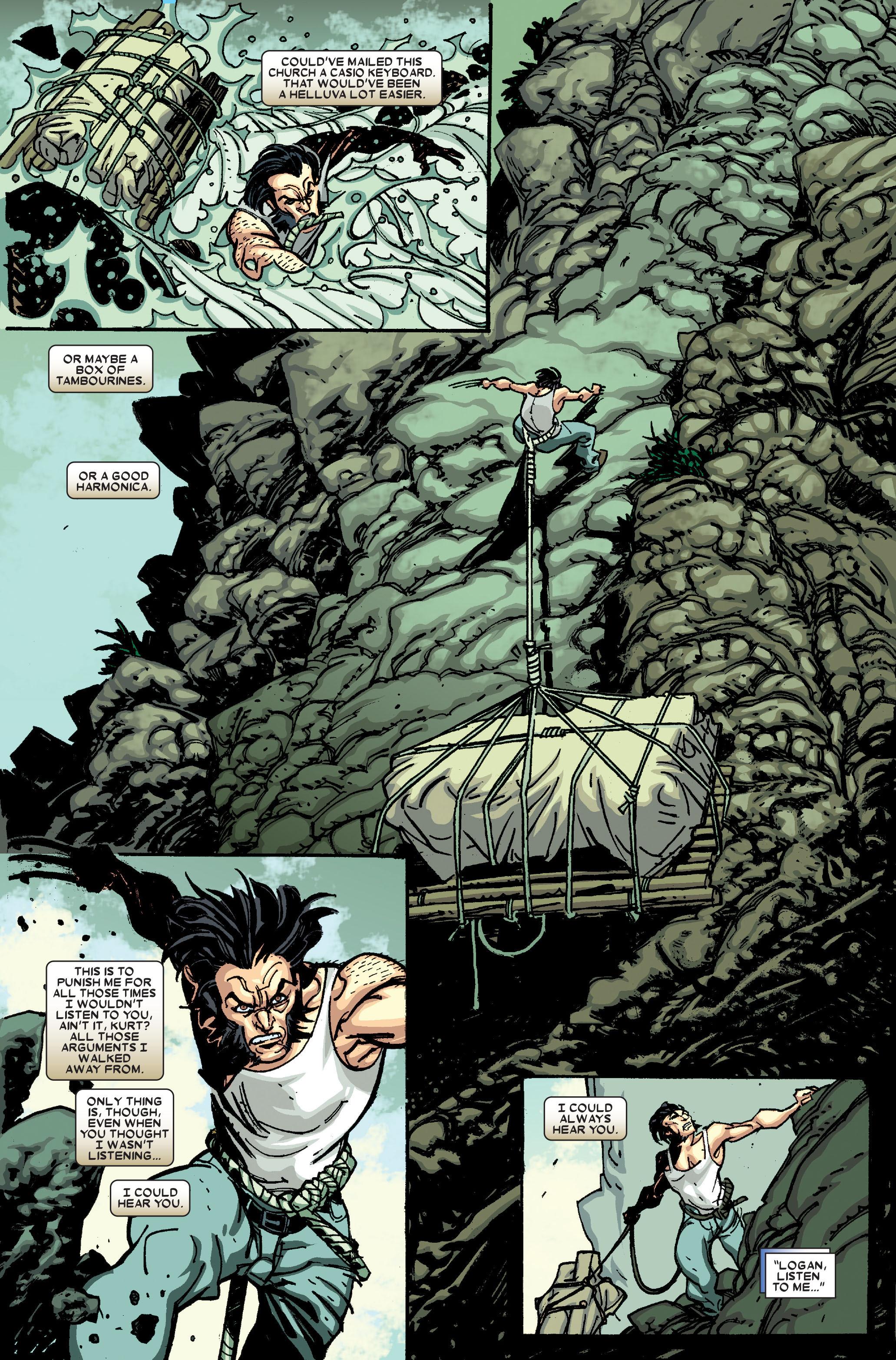 Wolverine: Weapon X #16 #16 - English 12