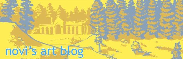 novi's art blog