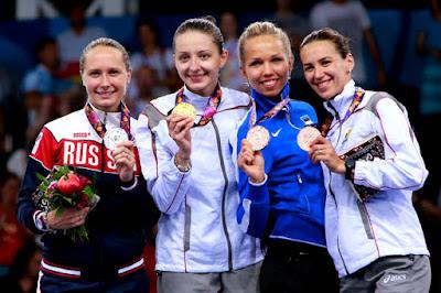 Aur si bronz pentru Romania la Baku