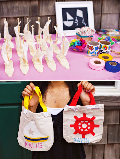 N utica ideas deco fiestas infantiles for Decoracion nautica infantil