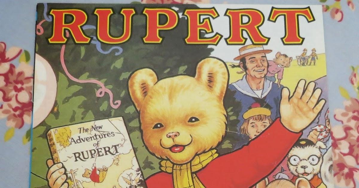 Shortbread & Ginger: Knit Your Own - Rupert the Bear Jumper