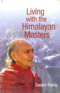 Book, Review, Swami Rama, Living with the Himalayan Masters,
