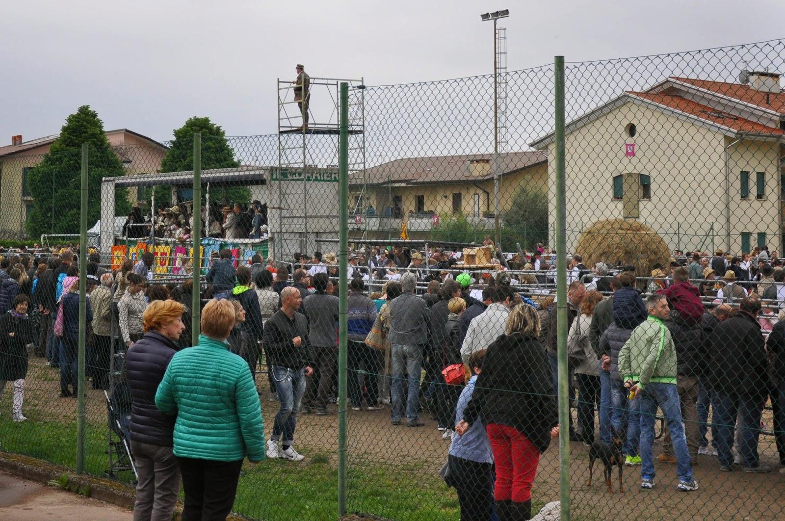 The Mussodrome, Donkey Race, Romano d'Ezzelino, Veneto, Italy-2