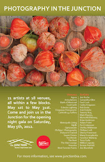 Scotiabank CONTACT Photography Festival: Public, May 1 - 31, 2012, The Junction, Toronto, poster credit: Junction BIA