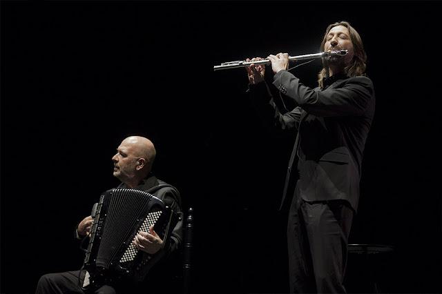 Juan Parrilla - Suma Flamenca - Teatros del Canal (Madrid) - 12/6/2012
