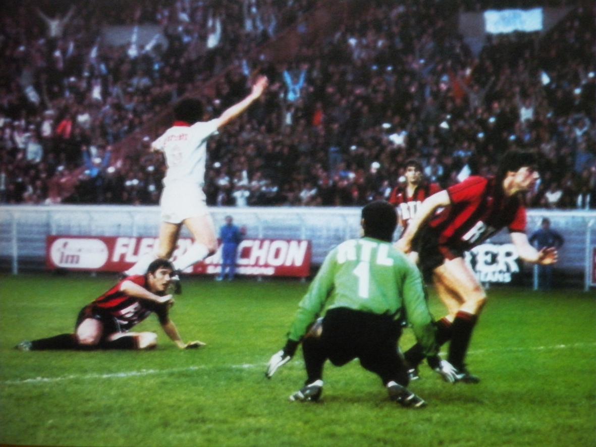 Finale coupe de france 1978 nancy nice the vintage - Finale coupe du monde 1978 ...