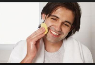 सुन्दर ओर स्वस्थ त्वचा पुरुषों के लिए