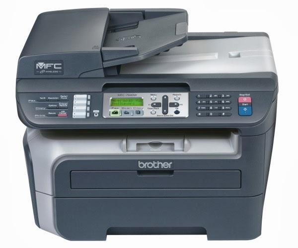изображение Принтер Brother MFC-7840W