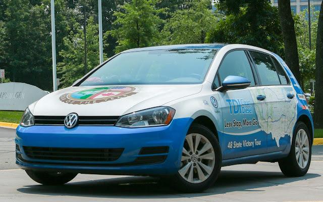 VW Golf 2015 TDI Diesel