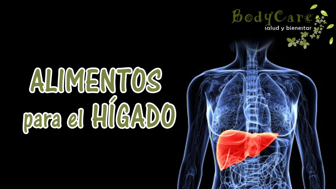 Alimentos para el hígado ~ Salud y bienestar