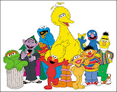 #8 Sesame Street Wallpaper