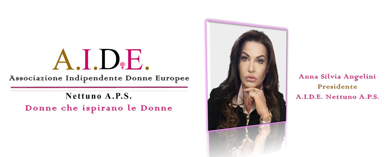 A.I.D.E. Nettuno A.P.S. Associazione Indipendente Donne Europee