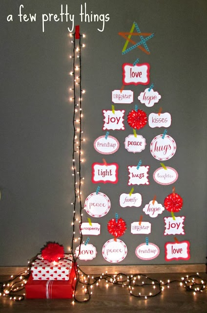 Подарки и пожелания на новый год