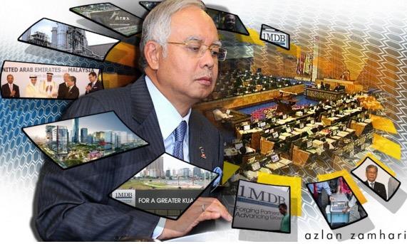 Akhirnya kerajaan akan jawab isu derma RM2.6 bilion