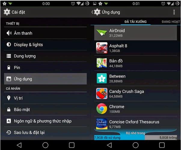 Hướng dẫn cách tắt nhanh các thông báo trên Android