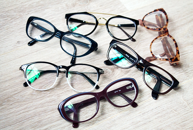 Fashion Attacks glasses collection Polette Specsavers Hans Anders Nina Ricci