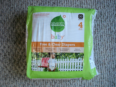 Seventh Generation diapers review