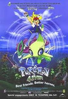 Pokemon 4: 4Ever (2002)
