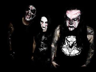 Miasthenia - mulher black metal