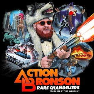 Action Bronson & Alchemist – Rare Chandeliers (Extended Edition) (2012) (320 kbps)