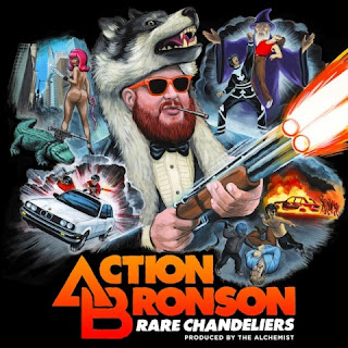 Action Bronson & Alchemist – Rare Chandeliers (Extended Edition) (2012) (320 kbps)