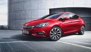Nuova Opel Astra 5 porte