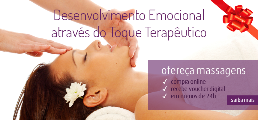Voucher Oferta de Massagem