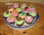 Állatos muffinok Muffinuri