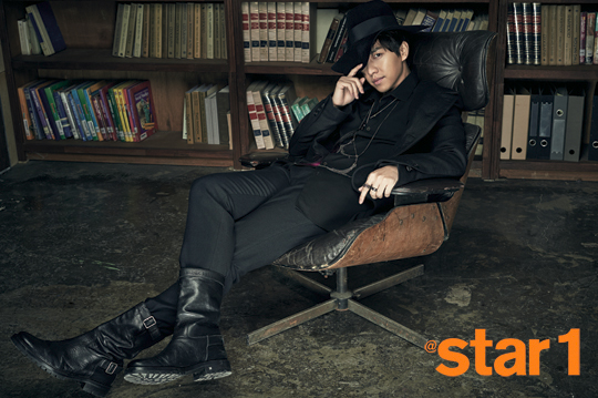 Lee Seunggi Majalah @Star1 04