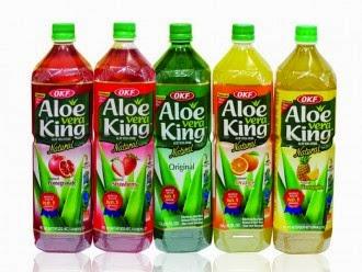 Bebidas de OKF Aloe King